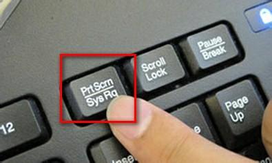 windows系统自带截图工具怎么截图?