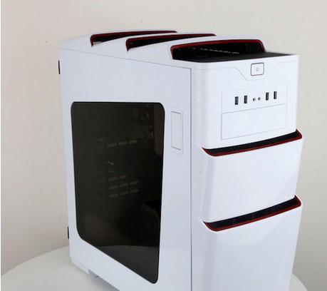组装台式电脑