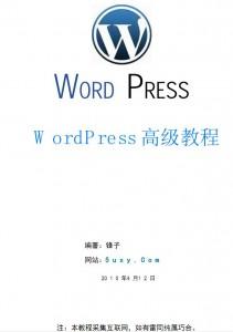 wordpress高级教程
