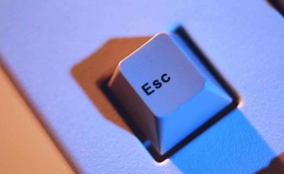 ESC键的妙用
