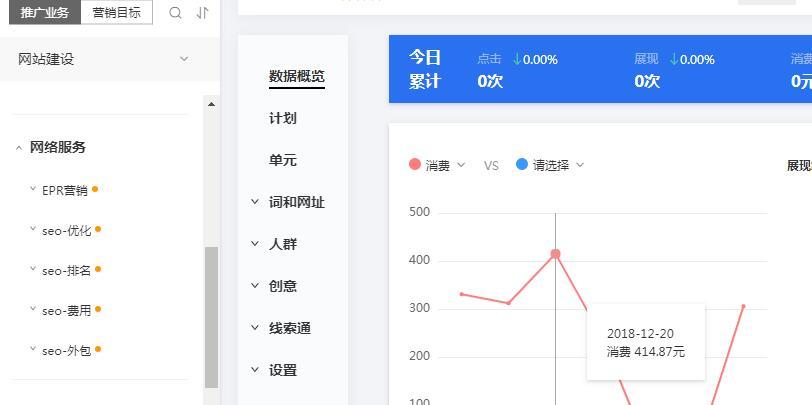 SEM搜索推广营销服务