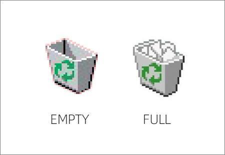 """[资讯]20年""""垃圾箱""""之变 Windows回收站你认得几个?"""