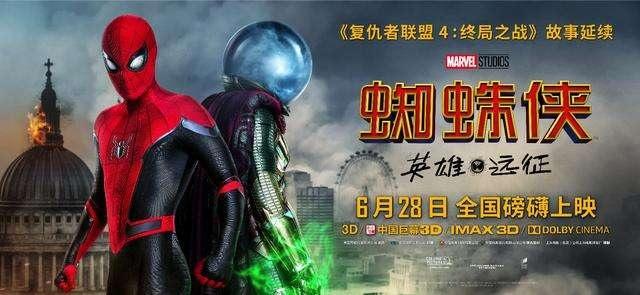 《蜘蛛侠:英雄远征》迅雷高清[BD/HD1080P-MP4/MKV1.19GB/4.37GB中英字]下载,高清电影在线观看