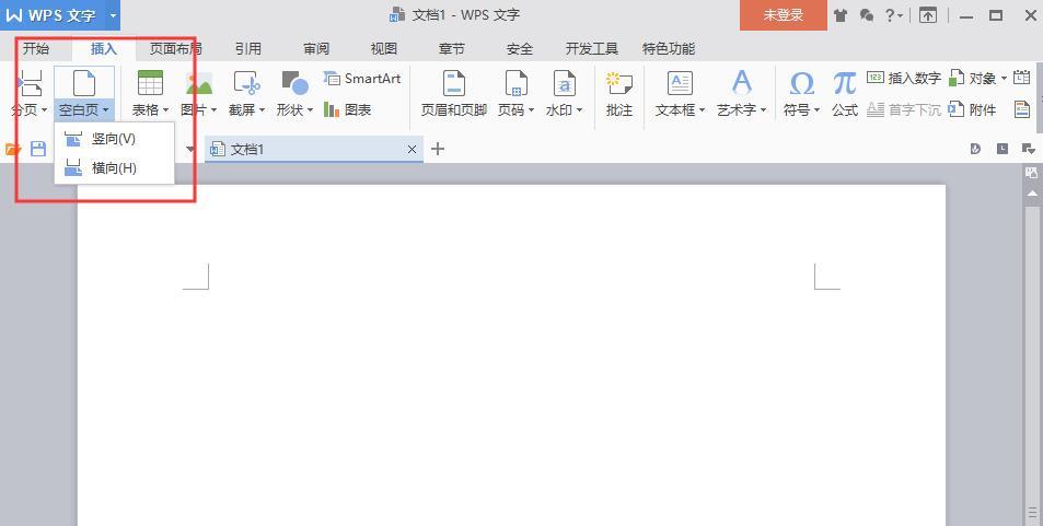 WPS文字空白页怎么删除?