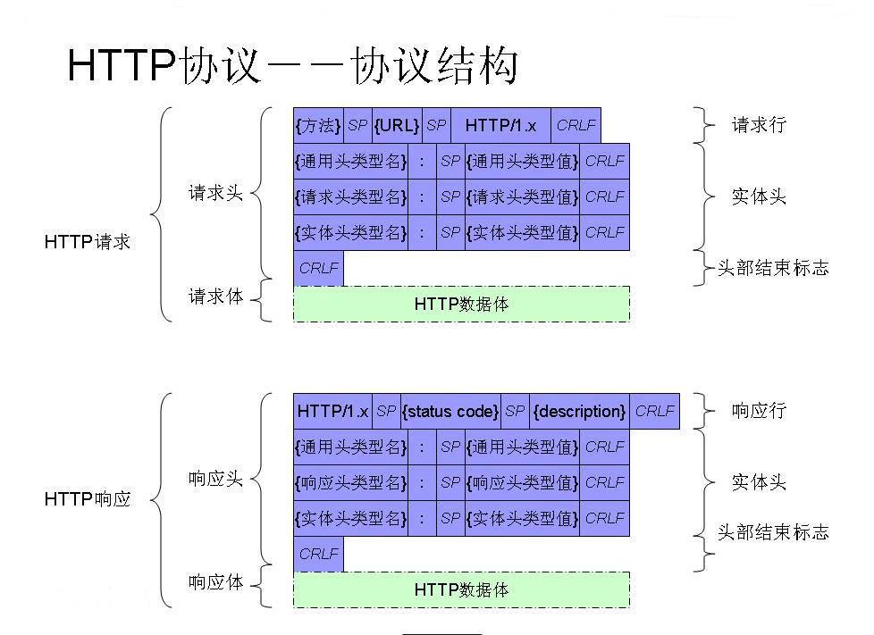 常见的HTTP状态码
