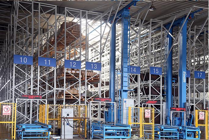 意欧斯AGV机器人,助推智能仓储行业新发展
